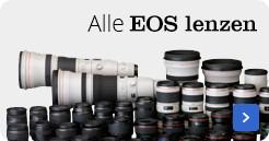 Canon EOS lenzen
