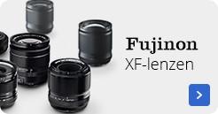 Fujinon XF-lenzen