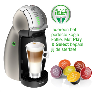 dolce gusto apparaat genio