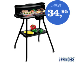 Princess Classic Barbecue Deluxe 112243