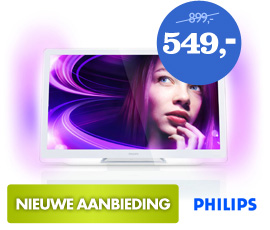 Philips 32PDL7906H - 3D LED TV - 32 inch - Full HD - Internet TV