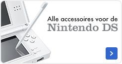 Alle accessoires voor de Nintendo DS
