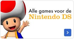 Alle games voor de Nintendo DS