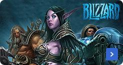 De Blizzard shop