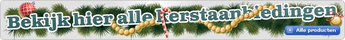 Bekijk hier alle kerstaanbiedingen
