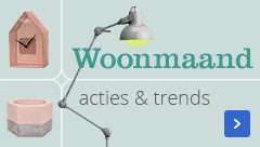 Woonmaand | acties & trends