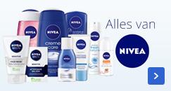 NIVEA is goed voor je huid