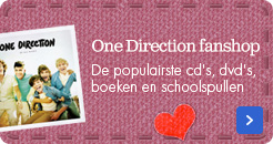 One Direction fanshop