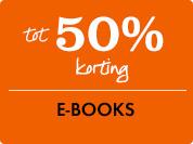 40% korting op ebooks