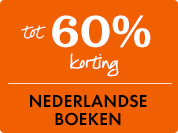 60% korting op Nederlandse boeken