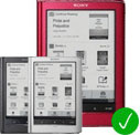 Sony Reader Touch Edition (PRS650)