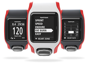 Introductie TomTom sporthorloges