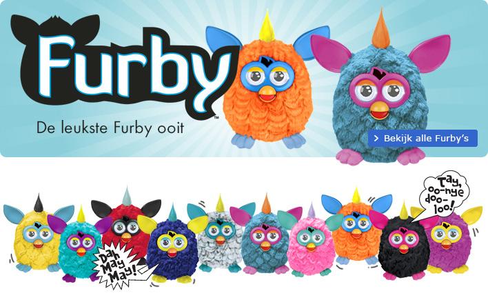 Furby is terug!