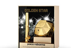 Paco Rabanne Lady Million Golden Star - Geschenkset
