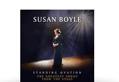 Susan Boyle - Standing Ovation