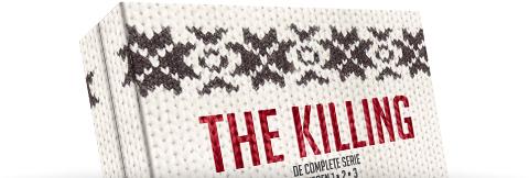 The Killing seizoen 1 t/m 3. Exclusief bij bol.com!