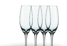 Schott Zwiesel Cru Classic - Proseccoglas set van 6 stuks