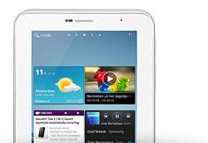 Samsung Galaxy Tab2 7.0 (P3100) - WiFi + 3G - Wit