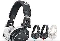 Sony MDR-V55 - Koptelefoon