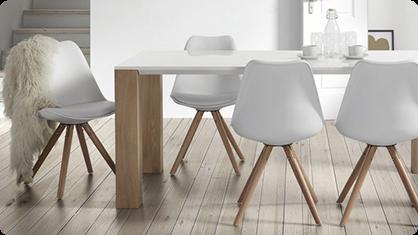 Stunning Stoelen Eetkamer Goedkoop Pictures - House Design Ideas ...