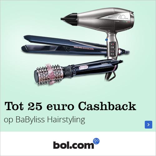Cashback BaByliss hairstyling